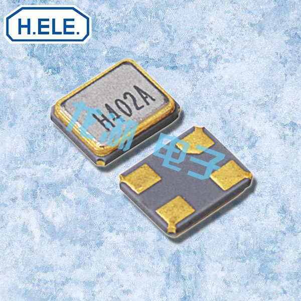 加高晶振,HSX111SA晶振,1612贴片晶振
