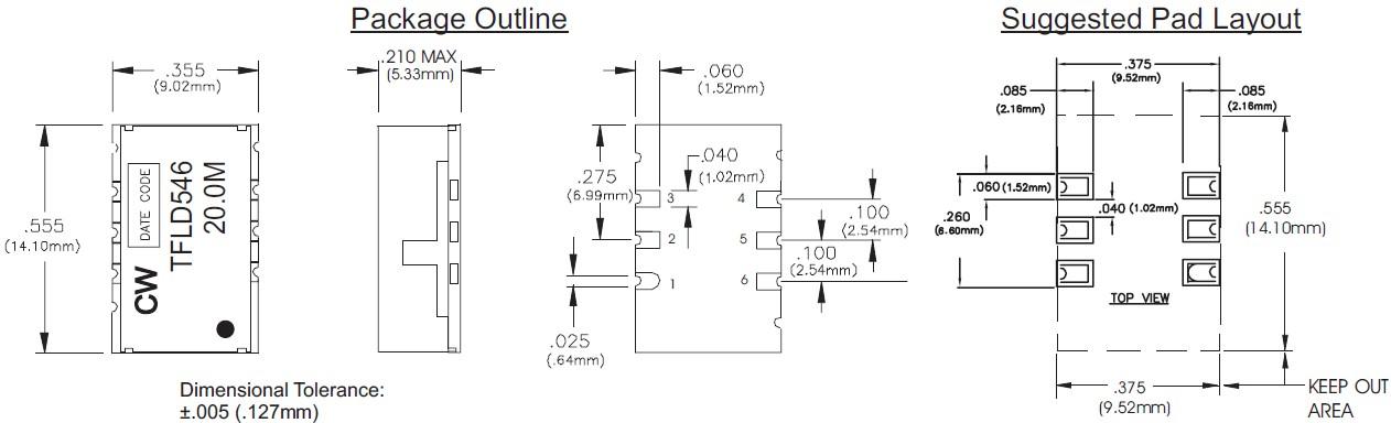 (2)SMD产品回流焊接条件图 用于JEDEC J-STD-020D.01回流条件的耐热可用性需个别判断。请联系我们以便获取相关信息。  康纳温菲尔德晶振环保理念 康纳·温菲尔德(Connor Winfield)晶振集团致力于以一种全球负责的方式开展企业业务,与对环境敏感的原则相一致.我们明白,我们在维持环境方面发挥着至关重要的作用.
