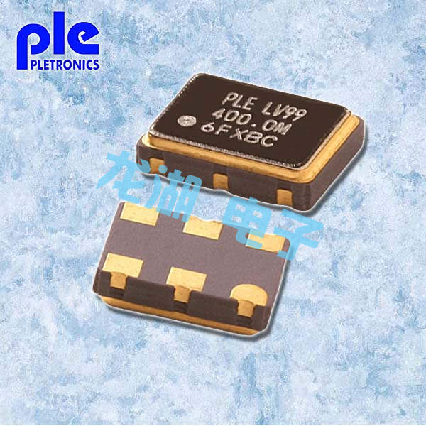 Pletronics晶振,LVDS时钟振荡器,LV99D晶振
