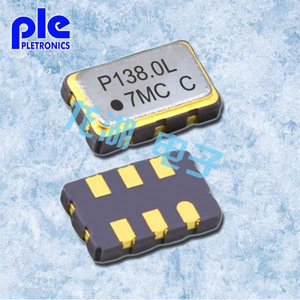 Pletronics晶振,时钟石英振荡器,PE55D晶振