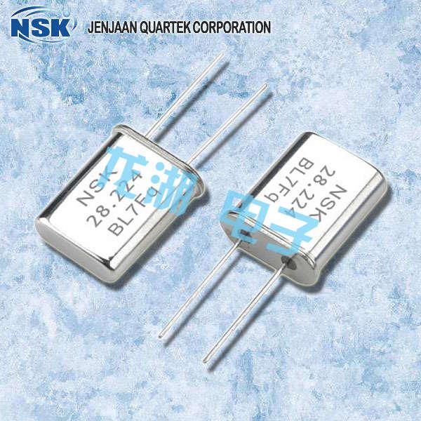 NSK晶振,USB接口谐振器,NXU HC-49/U晶振