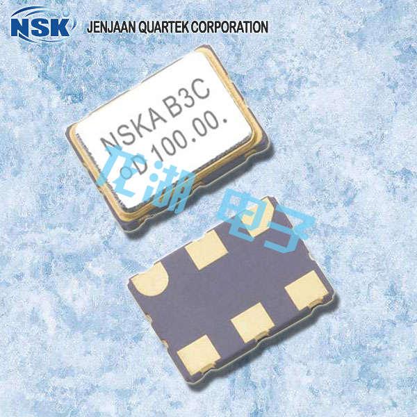 NSK晶振,机顶盒振荡器,NADD晶振