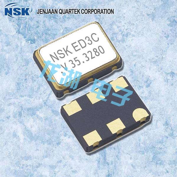 NSK晶振,VCXO振荡器,NAVH-6晶振