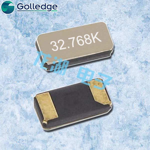 Golledge晶振,CM9V晶振,1610贴片晶振