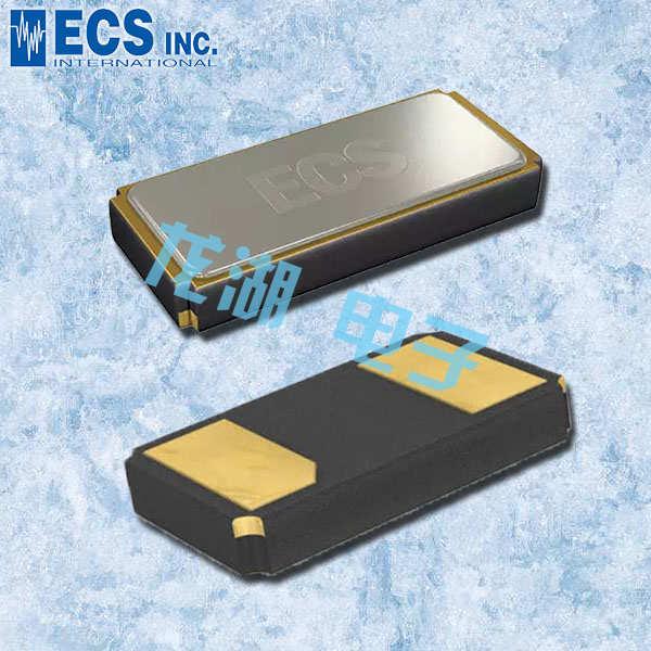 ECS晶振,ECX-12L晶振,ECS-.327-12.5-12L-TR晶振,32.768K无源晶振