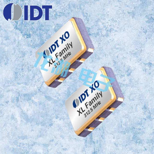 IDT晶振,XUP晶振,石英晶体振荡器