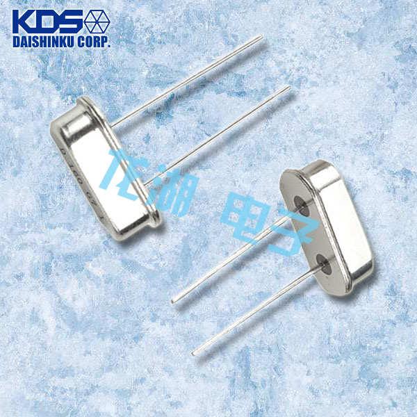 KDS晶振,石英晶体谐振器,AT-49晶振