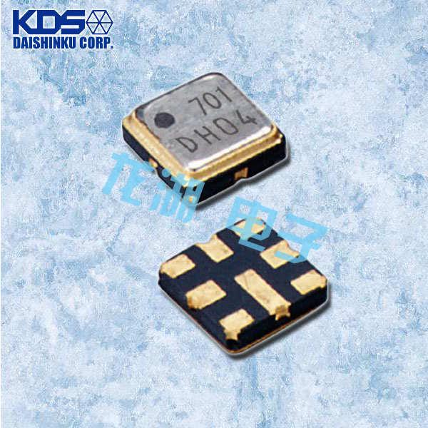 KDS晶振,SAW滤波器,DSF444SCF滤波器