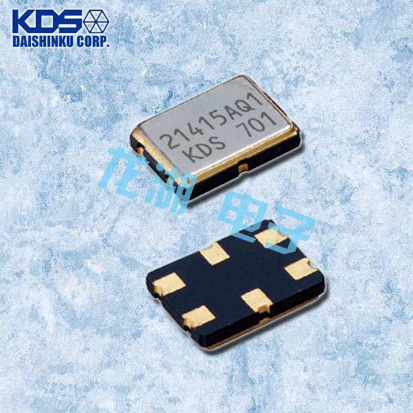 KDS晶振,DSF753SDF滤波器,SAW滤波器