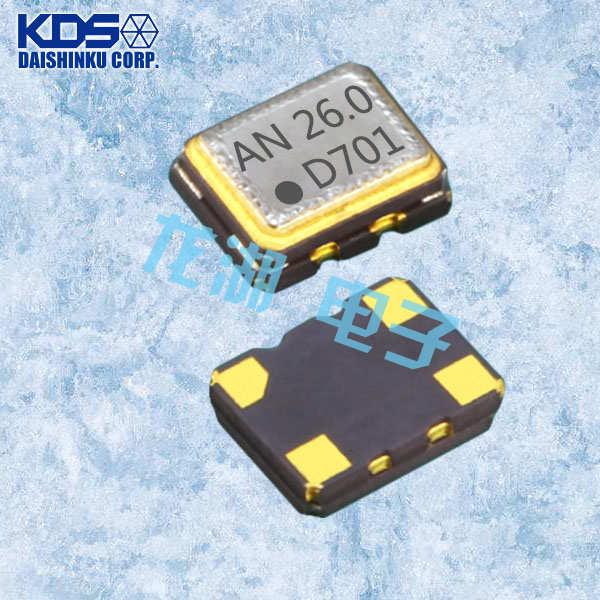 KDS晶振,DSB211SDM晶振,DSB211SDB晶振,温补晶体振荡器