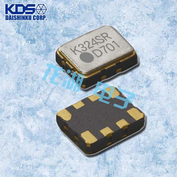 KDS晶振,DSK324SR晶振,进口32.768K晶振