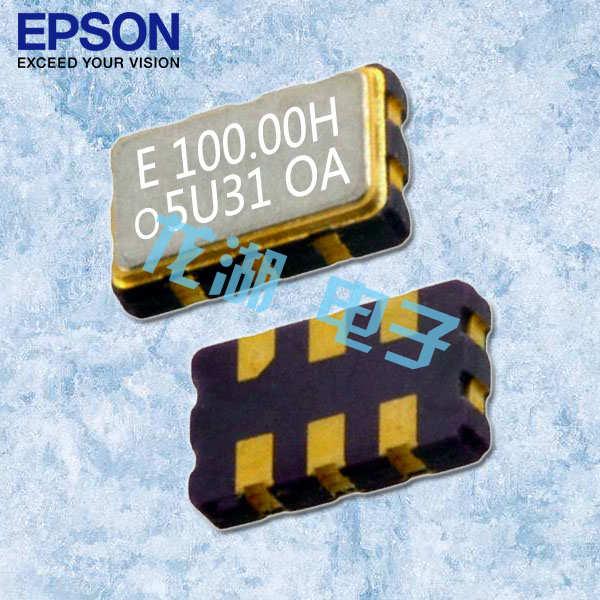 EPSON晶振,XG5032HAN晶振,表面声波振荡器
