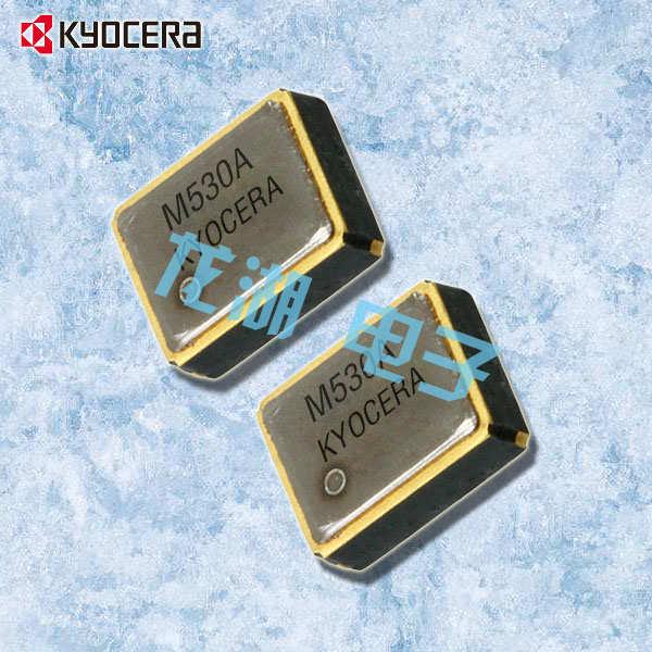 京瓷晶振,贴片晶振,KT1612A晶振