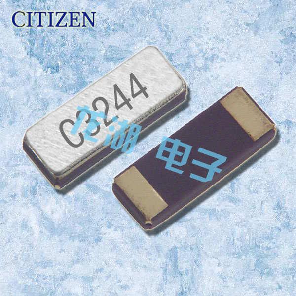 CITIZEN晶振,CM519晶振,32.768K贴片晶振