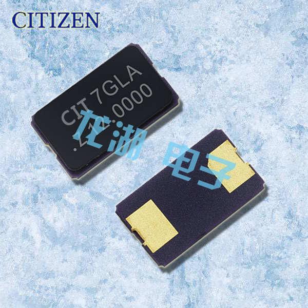 CITIZEN晶振,贴片晶振,CS10晶振