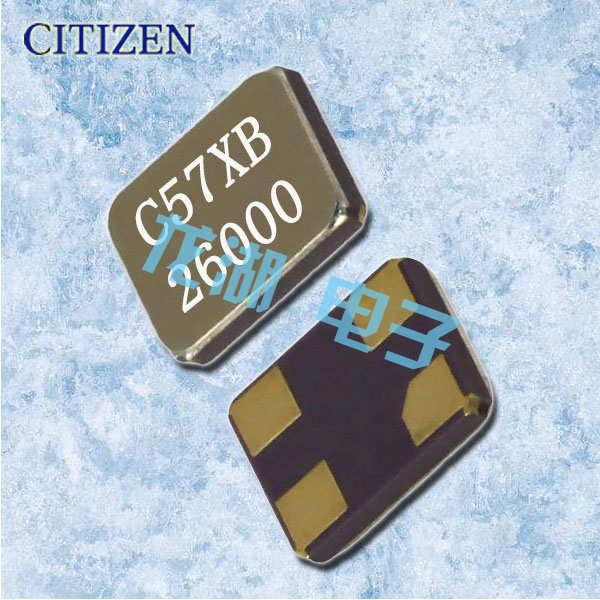 CITIZEN晶振,贴片晶振,CS325S晶振