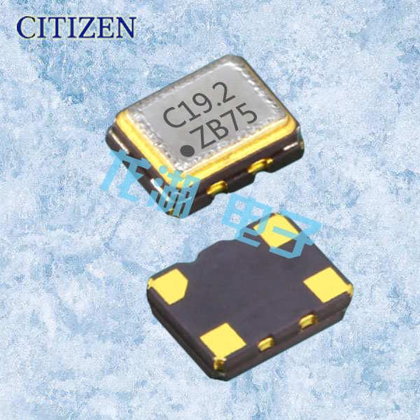CITIZEN晶振,贴片型SPXO振荡器,CSX-252F晶振