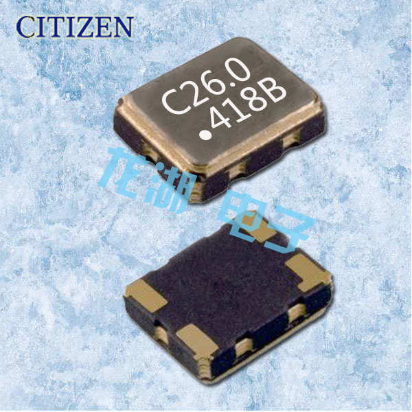 CITIZEN晶振,3225贴片晶振,CSX-325T晶振