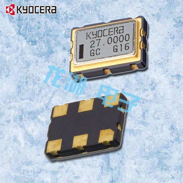 京瓷晶振,贴片晶振,KV7050R晶振
