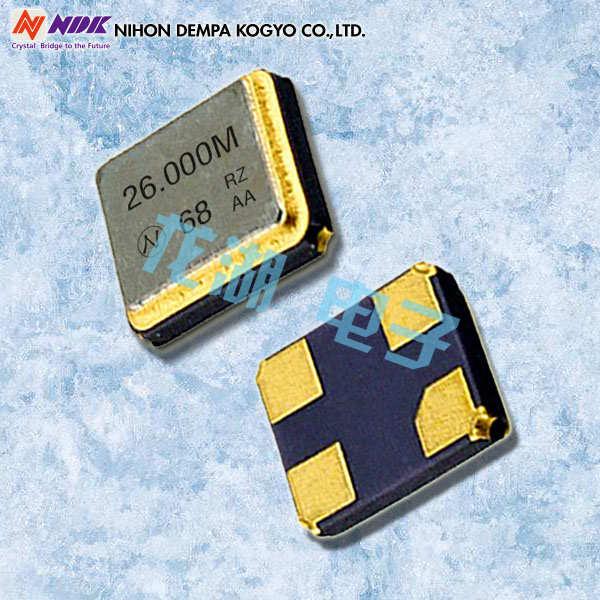 NDK晶振,石英晶振,NX2520SG晶振