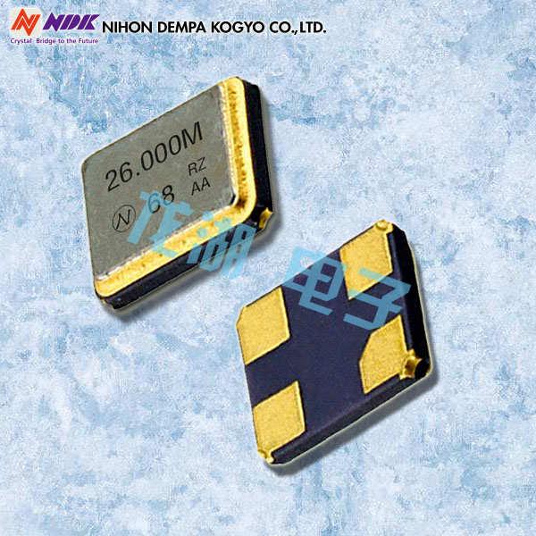 NDK晶振,石英晶振,NX3225SA晶振