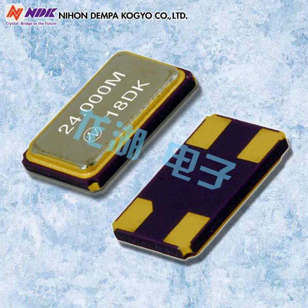 NDK晶振,石英晶体谐振器,NX5032SD晶振