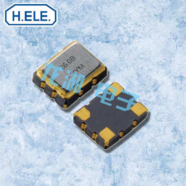 加高晶振,贴片晶振,HSA321S晶振