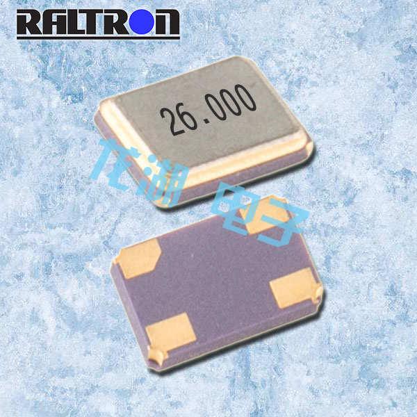 Raltron晶振,贴片晶振,H120B晶振