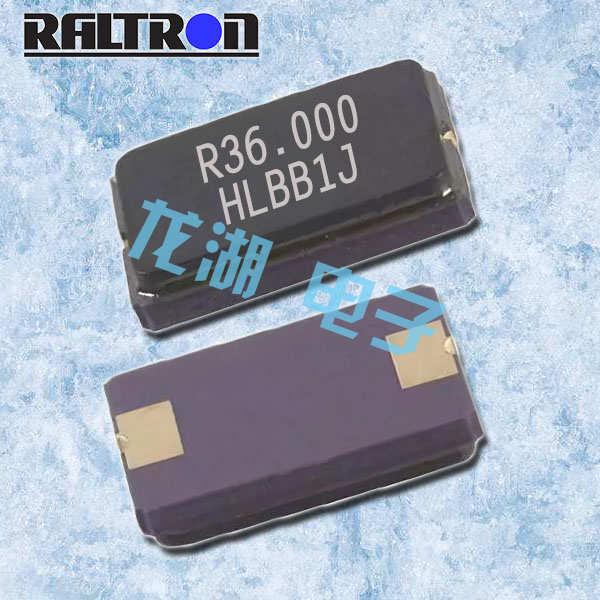 Raltron晶振,贴片晶振,H130A晶振
