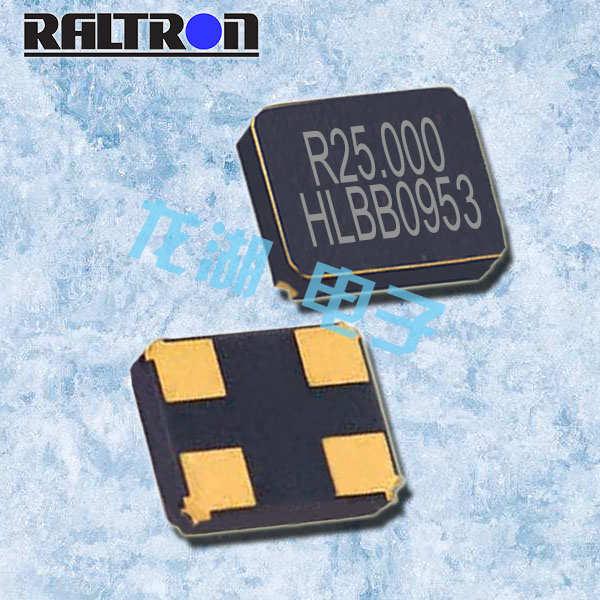 Raltron晶振,贴片晶振,R2016晶振