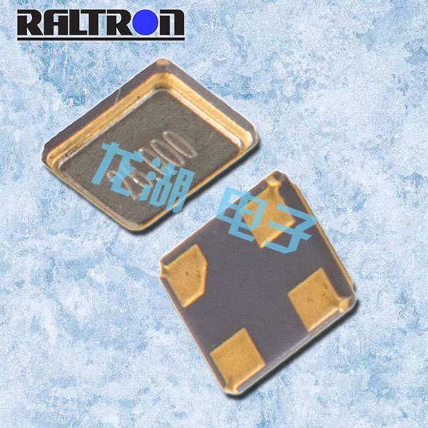 Raltron晶振,进口石英晶振,R1612晶体