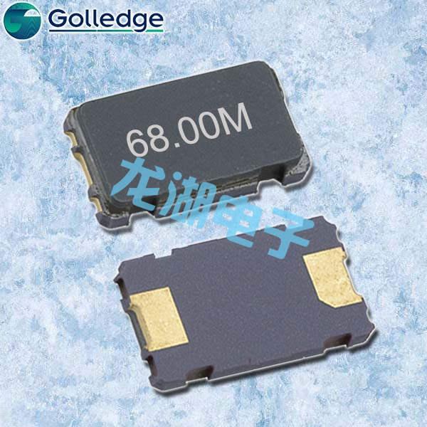 Golledge晶振,贴片晶振,GSX-1晶振