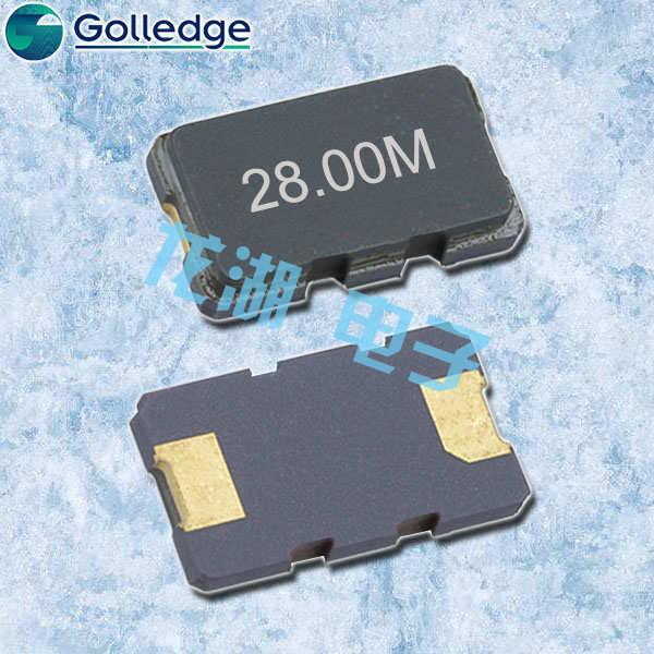 Golledge晶振,5032贴片晶振,GSX-8A晶振