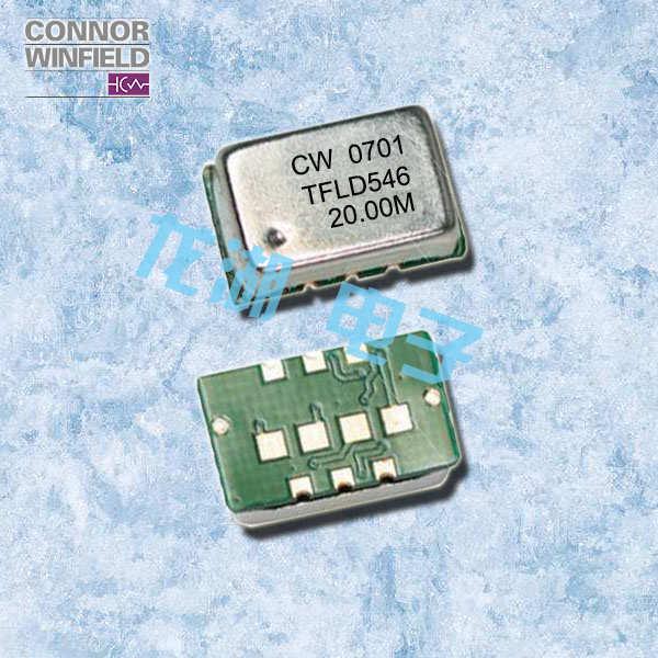 康纳温菲尔德晶振,贴片晶振,TFLD646G晶振
