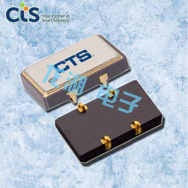 CTS晶振,贴片晶振,VFAC570晶振