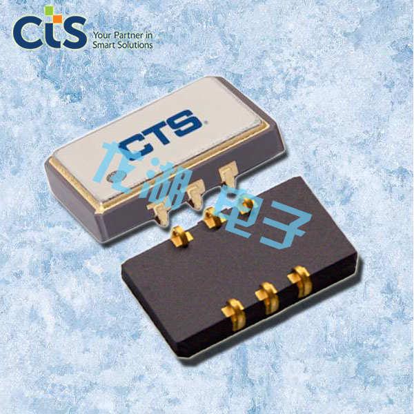 CTS晶振,贴片晶振,VF561E晶振