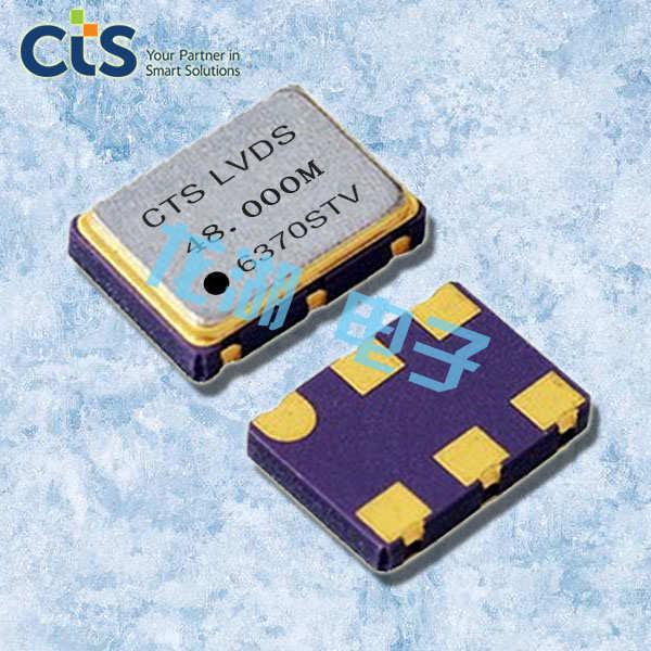 CTS晶振,贴片晶振,VFXO321晶振