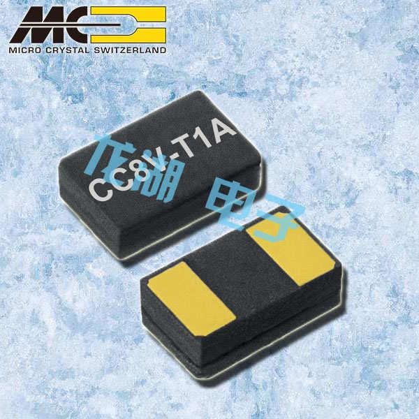 微晶晶振,石英晶振,CM8V-T1A晶振