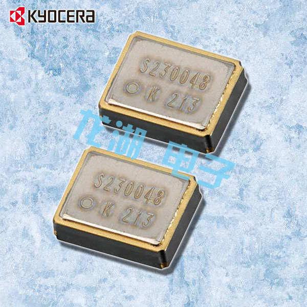 京瓷晶振,贴片晶振,KT3225T晶振