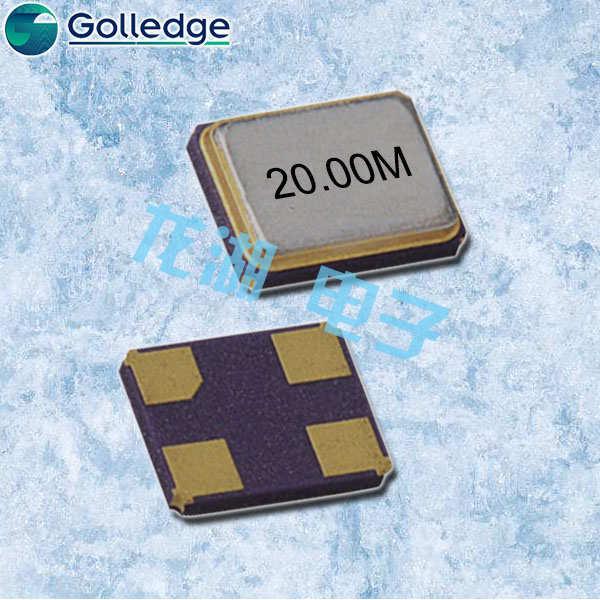 Golledge晶振,贴片晶振,GSX641晶振