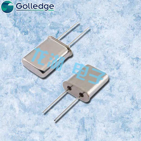 Golledge晶振,贴片晶振,HC49晶振