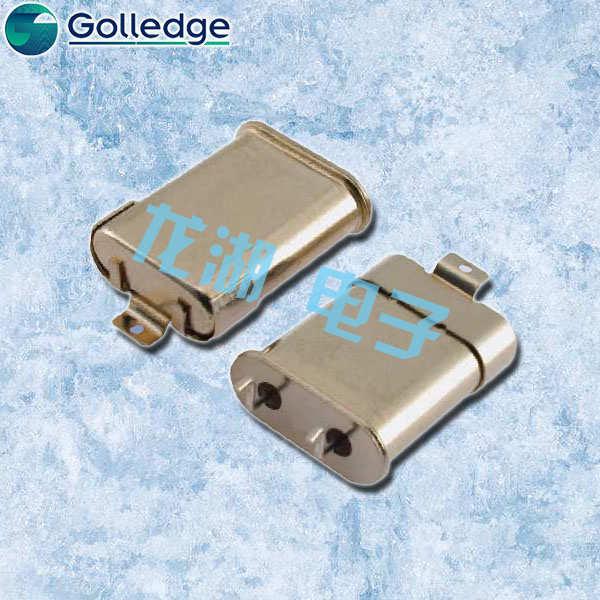 Golledge晶振,贴片晶振,HC49J晶振