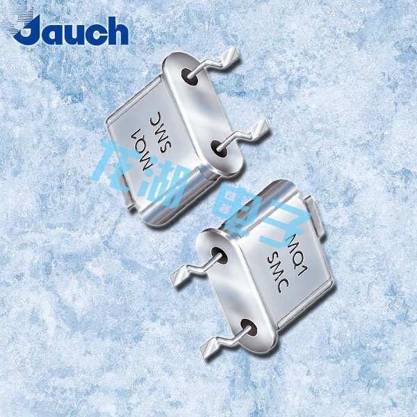 JAUCH晶振,插件晶振,MQ1-SMC晶振