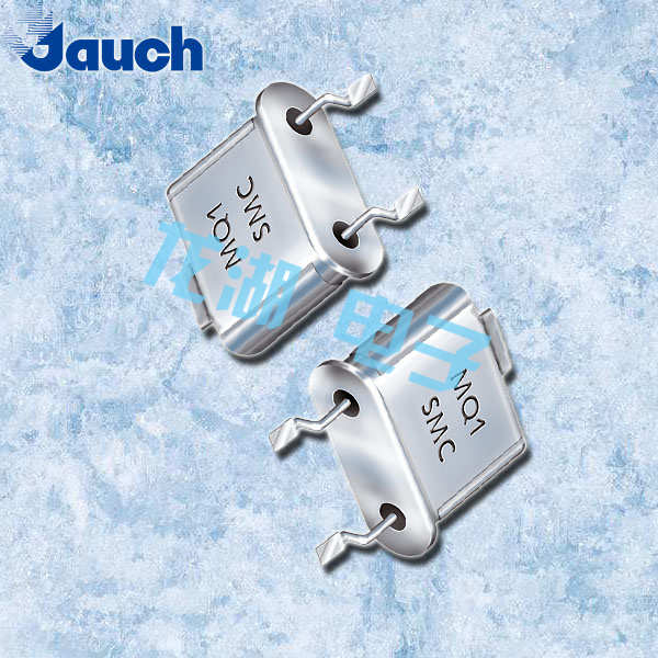 JAUCH晶振,插件晶振,MQ5-SMC晶振