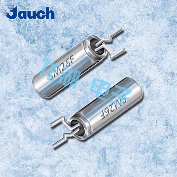 JAUCH晶振,插件晶振,SM26F晶振