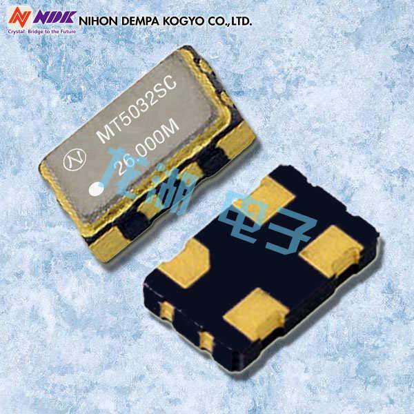 NDK晶振,贴片晶振,NX3225SC晶振