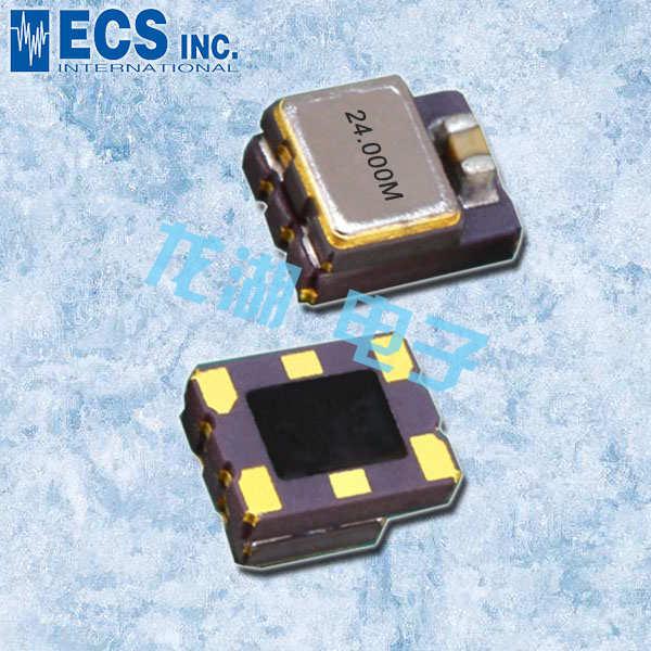 ECS晶振,贴片晶振,ETXO-P晶振
