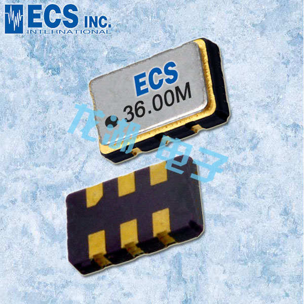 ECS晶振,贴片晶振,ECXV-P晶振