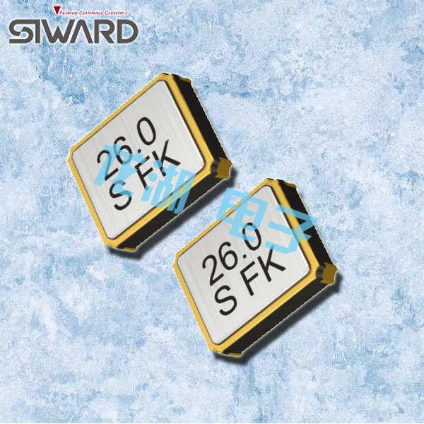 希华晶振,贴片晶振,SF-2012晶振