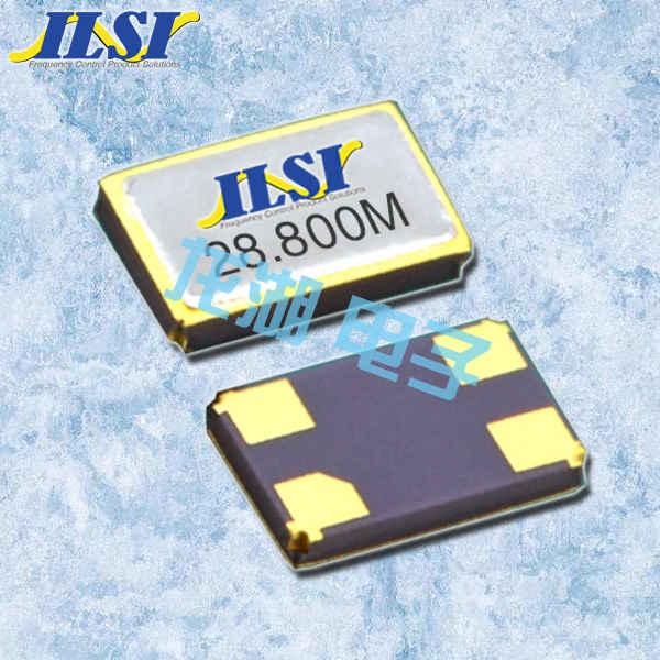 ILSI晶振,贴片晶振,ILCX19晶振